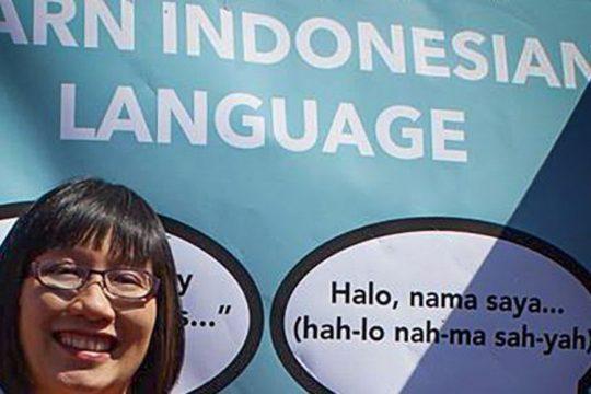 Ikatan Guru Bahasa Indonesia Promosikan Budaya Indonesia di Amerika