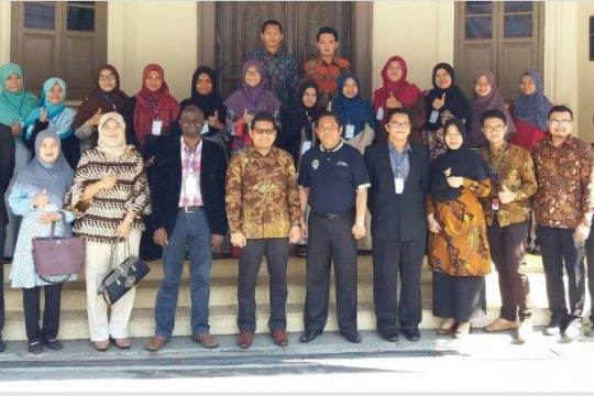 Lomba Pidato Bahasa Indonesia