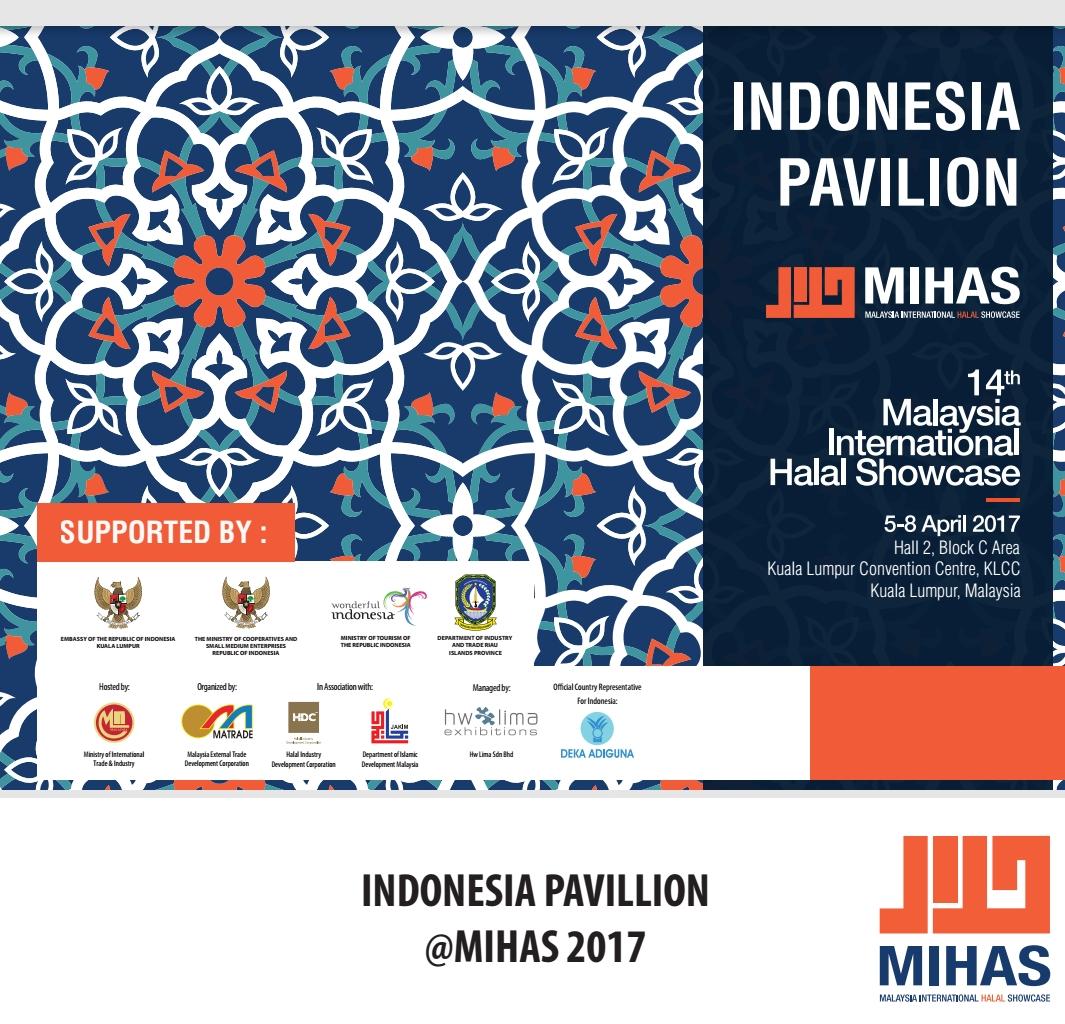 Malaysian Internasional Halal Showcase (MIHAS)