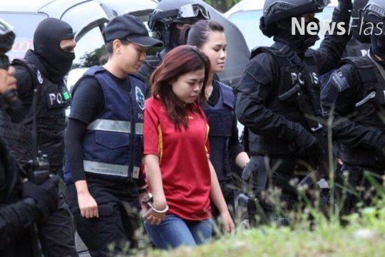 Sidang WNI Siti Aisyah di Malaysia Ditunda Tanpa Batas Waktu