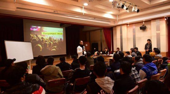 TKI Korea Jalani Ramadhan dengan Berbagai Pelatihan