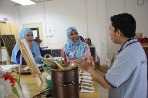 Pelatihan Seni dan Kebudayaan Indonesia