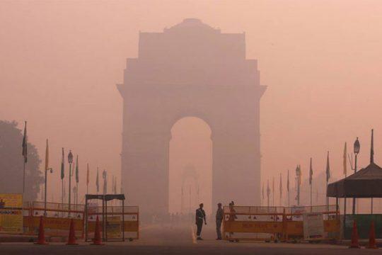 Cuaca Memburuk di India