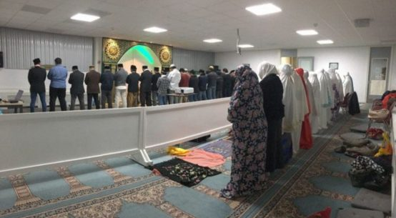 Komunitas Muslim