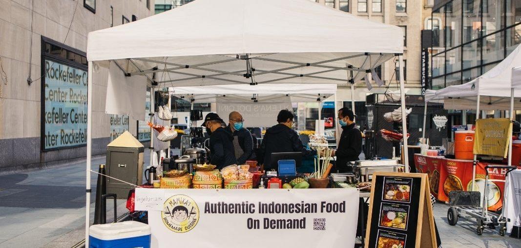 Kuliner Indonesia Pertama di Rockefeller, New York