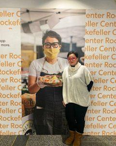 Kuliner Indonesia di Rockefeller, New York